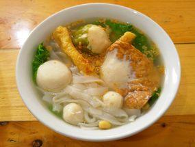 Foto Ahan Bakso Ikan Telur Asin