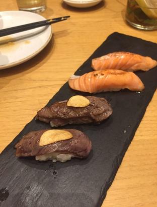 Foto 2 - Makanan di Sushi Hiro oleh @Itsjusterr