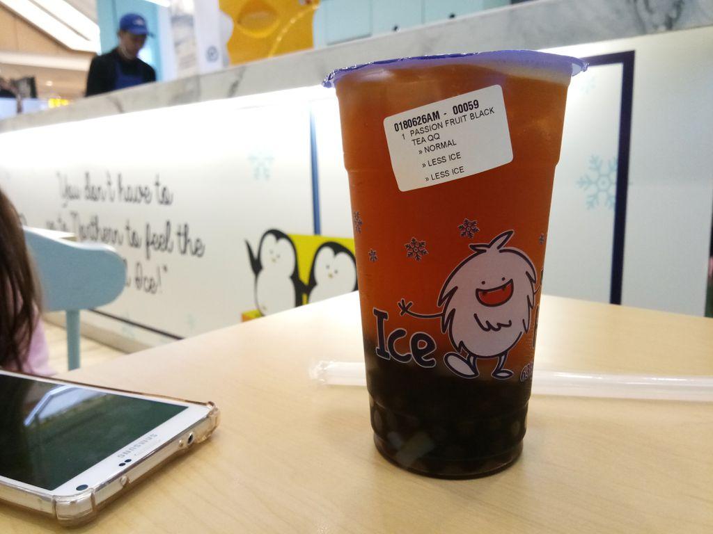 Ice Hill, BSD, Tangerang - Lengkap: Menu terbaru, jam buka & no telepon, alamat dengan peta