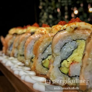 Foto review Torii Japanese Fushion Roll & Tepanyaki oleh @bellystories (Indra Nurhafidh) 2