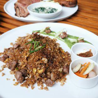 Foto 2 - Makanan(Prime rib fried rice) di J. Sparrow's Bar & Grill oleh Claudia @claudisfoodjournal