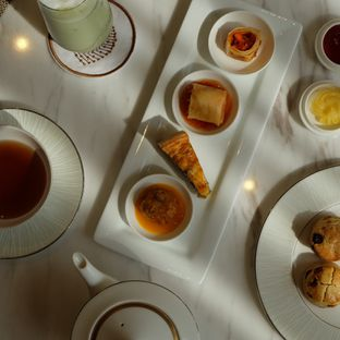 Foto 9 - Makanan di Peacock Lounge - Fairmont Jakarta oleh Wawa | IG : @foodwaw