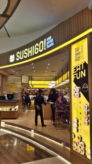 Foto 10 - Eksterior di Sushi Go! oleh Andri