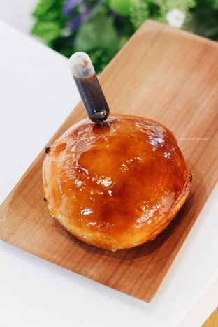 Foto 1 - Makanan di Krispy Kreme Cafe oleh Indra Mulia