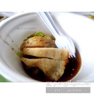 Foto 1 - Makanan(Pempek Kapal Selam) di Otak - Otak & Pempek Muara Musi oleh Yummy Eats