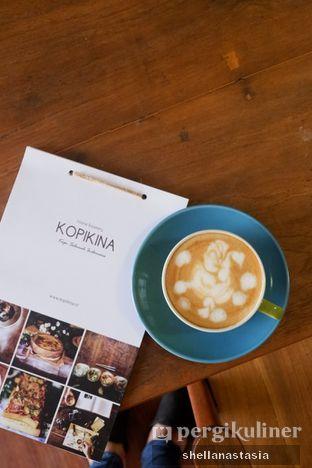 Foto 3 - Makanan(Hot Latte) di Kopikina oleh Shella Anastasia