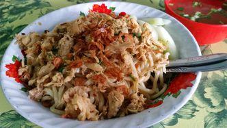 Foto Makanan di Pangsit Tenda Biru