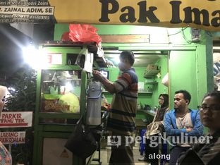 Foto review Tahu Tek Mak Nyus Pak Imam oleh #alongnyampah  2
