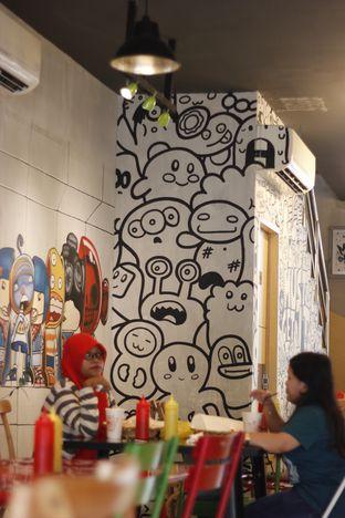 Foto 2 - Interior di Panties Pizza oleh Erika Karmelia