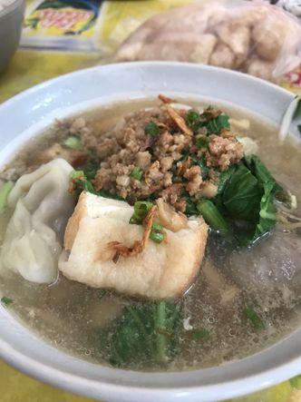 Foto Makanan di Bakmi Bangka Emen