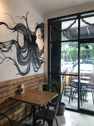 Foto 4 - Interior di Teman Sebangku Coffee oleh Stefanus Hendra