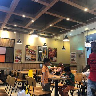 Foto 3 - Interior di Burger King oleh @Perutmelars Andri