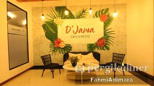 Foto review D'Jawa Cafe & Resto oleh Fahmi Adimara 24