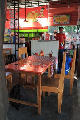 Foto 4 - Interior di Tropicale Juice Bar oleh Prido ZH