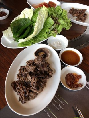 Foto 2 - Makanan(Seoksoe Bulgogi) di Samwon Garden oleh Patricia.sari