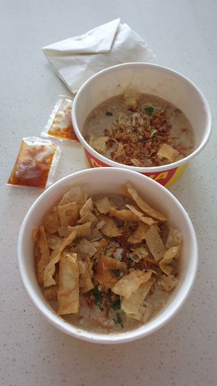 Foto review Chacha Bubur Goreng oleh ig: @andriselly  1