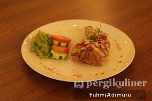 Foto review D'Jawa Cafe & Resto oleh Fahmi Adimara 9