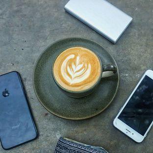Foto 3 - Makanan(Hot Cappuccino) di Kopi Nalar oleh Fadhlur Rohman