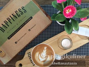 Foto 17 - Makanan(Hot Cappuccino) di Happiness Kitchen & Coffee oleh Shella Anastasia