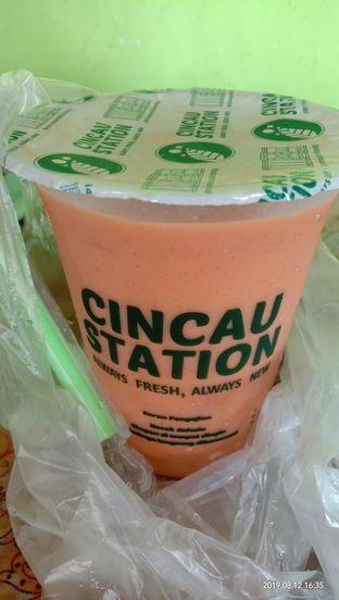 Foto 1 - Makanan di Cincau Station oleh Cindy Anfa'u
