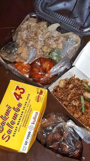 Foto 1 - Makanan(Order via GrabFood) di Bakmi Salemba 43 oleh Yenni Tanoyo