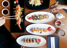 Restoran Sushi di Jakarta Paling Hits di Tahun 2015