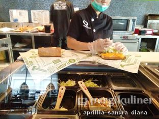Foto review Quiznos oleh Diana Sandra 4