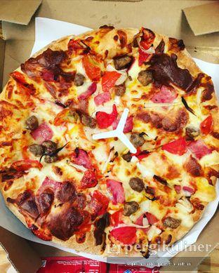 Foto review Domino's Pizza oleh @mamiclairedoyanmakan  1