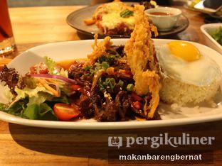 Foto 1 - Makanan(Sweet and spicy beef tapsilog) di Ambrogio Patisserie oleh makan bareng bernat