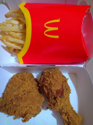 Foto review McDonald's oleh cooking mania 1