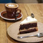 Foto Nutella Velvet Cake di The Larder at 55