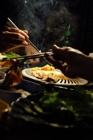 Foto 6 - Makanan di Cha Ra Da Korean BBQ oleh Jane Rifana