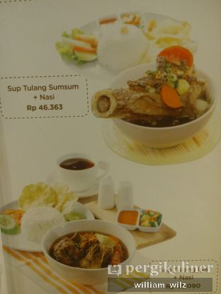 Foto 3 - Menu di Pan & Flip oleh William Wilz