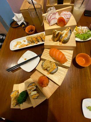 Foto review Sushi Shu oleh @makankudiary (by Tamy) 2