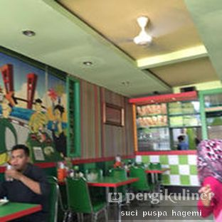 Foto 2 - Interior di Pempek Pak Raden oleh Suci Puspa Hagemi