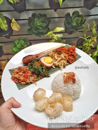 Foto 2 - Makanan di Senyum Indonesia oleh ig: @andriselly