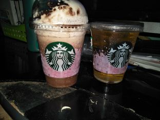 Foto review Starbucks Coffee oleh ananda cyndy 3