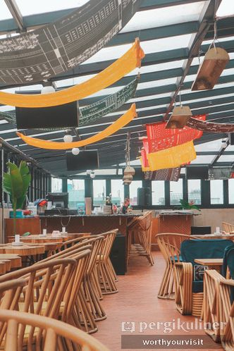 Foto Interior di The Moon - Hotel Monopoli