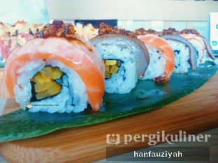 Foto review Itacho Sushi oleh Han Fauziyah 14