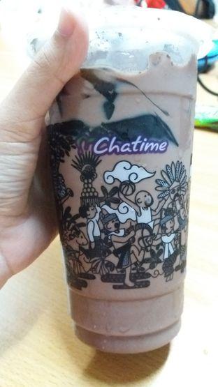 Foto review Chatime oleh risma  1