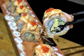Foto Torii Japanese Fushion Roll & Tepanyaki