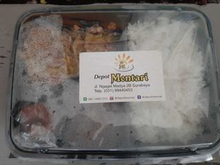 Foto - Makanan di Depot Mentari oleh dessyarianti