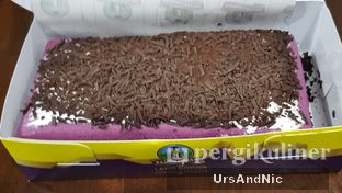 Foto 1 - Makanan(Original coklat) di Lapis Bogor Sangkuriang oleh UrsAndNic