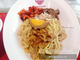 Foto 3 - Makanan(Dry Noodle) di Noodle Town oleh Han Fauziyah