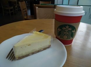 Foto review Starbucks Coffee oleh thomas muliawan 1