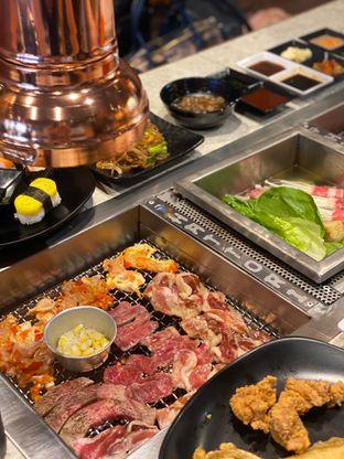 Foto 20 - Makanan di Hattori Shabu - Shabu & Yakiniku oleh Jeljel