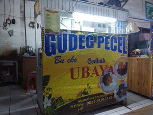 Foto 1 - Eksterior di Gudeg Pecel Cedhak Ubaya oleh Tia Oktavia