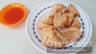 Foto 1 - Makanan(baso goreng) di Mie Garing Ayam Kampung oleh Rineth Audry Piter Laper Terus
