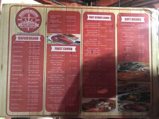 Foto 3 - Menu di Seafood Kiloan Bang Bopak oleh FirmanIndriana Sandi