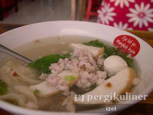 Foto 2 - Makanan di Bakmi Ahiung Khas Jambi oleh izel / IG:Grezeldaizel